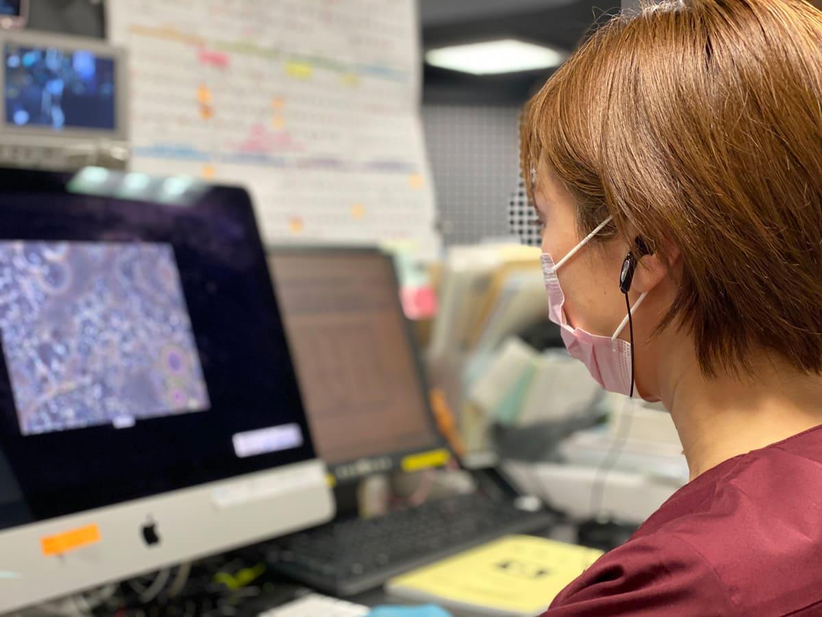 青森県 青森市緑 ミドリデンタルクリニック DNA検査では、歯周病の治療・予防に活かすために菌の種類を調べます。