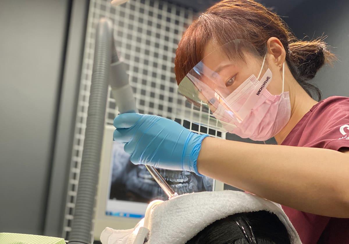 青森県 青森市緑 ミドリデンタルクリニック DNA・唾液検査