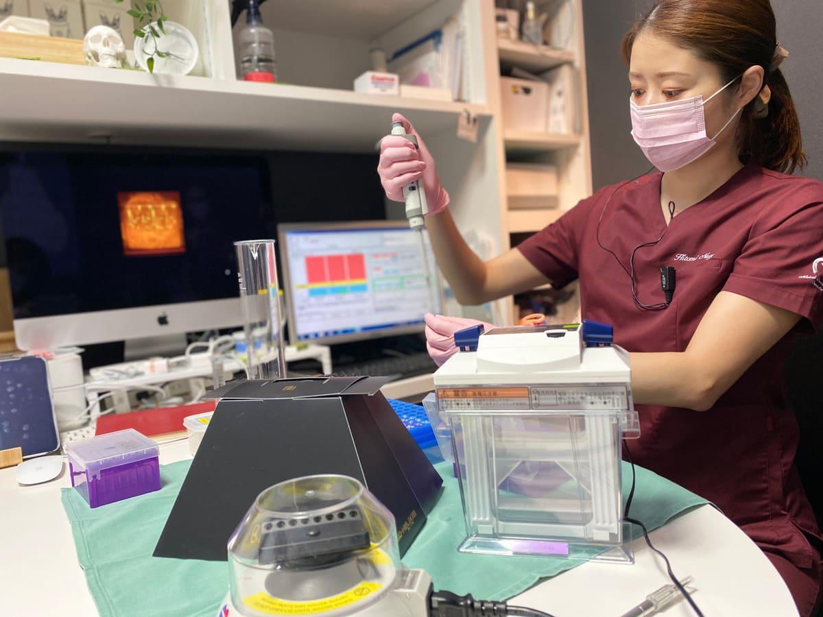 青森県 青森市緑 ミドリデンタルクリニック DNA検査