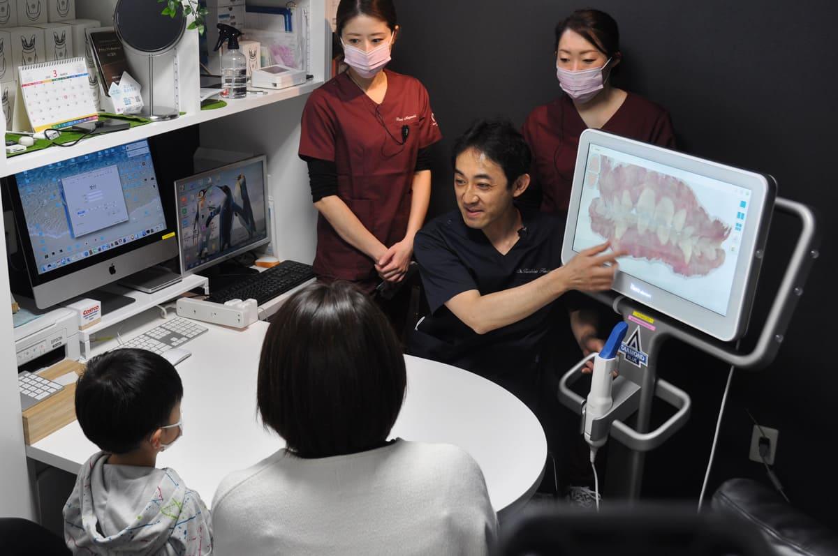青森県 青森市緑 ミドリデンタルクリニック 小児歯科