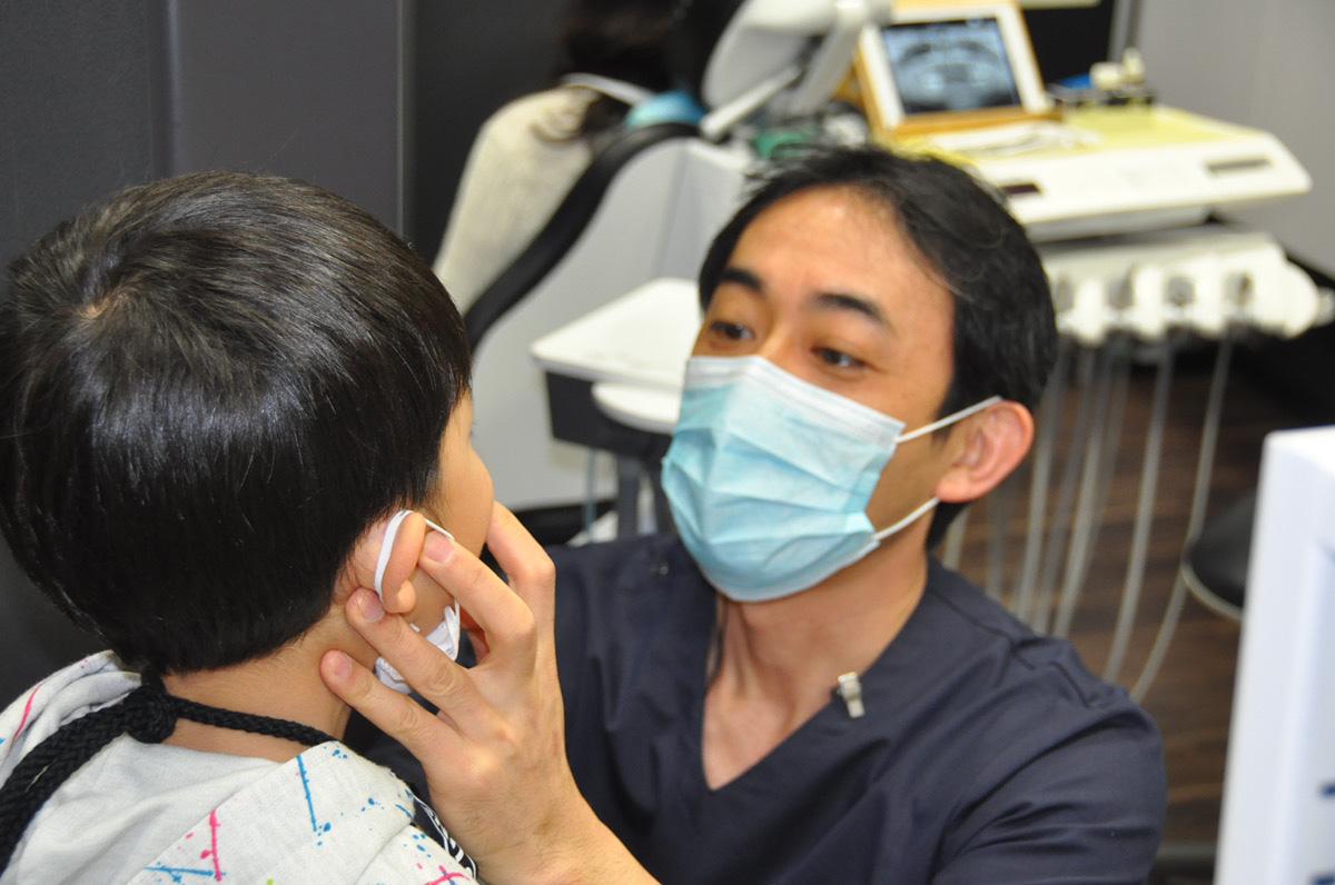 青森県 青森市緑 ミドリデンタルクリニック お子さまの予防歯科